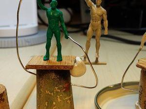 Reportage : Sculpto-stage avec Yannick Hennebo