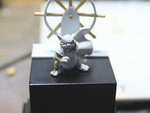 Commission: Chalbator, le Chapitaine corsaire, Maow Miniatures