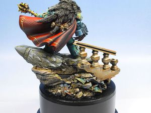 Horus Lupercal, Forge World