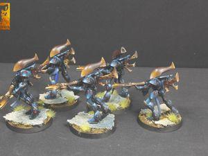 Commission: Wrath Gardes, Sons of Azurman