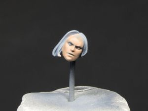 Tutorial: Visage soeur de bataille Triumvirate of the Imperium Games Workshop.