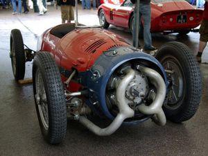 MONACO - TROSSI - 1935 -