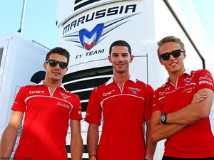 Marussia - Marussia doit revoir son organisation pour faire de la place à Alexander Rossi