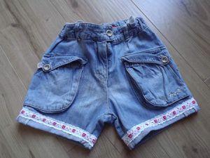 un  jean = un short et 2 vide-poches