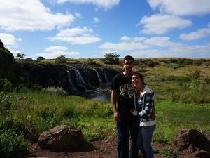 Hopkins Falls, Enchanted Forest, Petrified Forest (vers Portland)