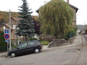 N° 1 rue de Gaulle à Algrange - Dortoir - Cantine - Habitation