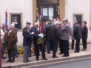 Journée de la Déportation à Algrange en 2006