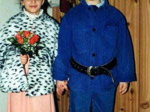 Sainte-Barbe des Mineurs et enfants de mineurs en 2002 à Algrange