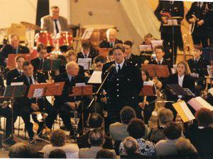 Concert du Nouvel an à Algrange en hommage à Fernand SCHUSTER en 1997