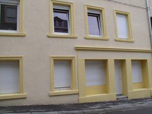 N° 13 rue Jean Burger à Algrange - Poissonnerie - Epicerie - Habitation