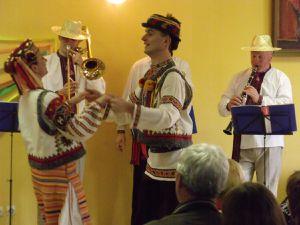 Le groupe Vyshyvanka au foyer ukrainien à Algrange en 2011