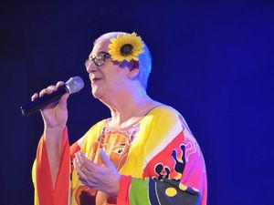La chanteuse DESIRELESS chante à l'Etincelle d'Algrange en 2017