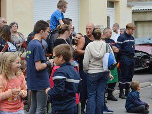 125ème anniversaire du corps des Sapeurs-Pompiers en 2017 à Algrange - Les Portes ouvertes (2)