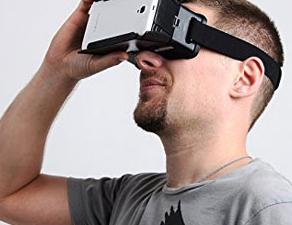 [test]  Casque Réalité Virtuelle Archos (Smartphone)
