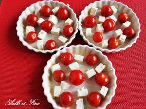 Clafoutis aux olives et aux anchois
