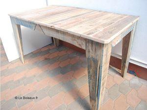 Tables et plateaux de restaurant sur mesure pour un style sans commune mesure