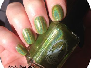 Enchanted Polish - March 2014