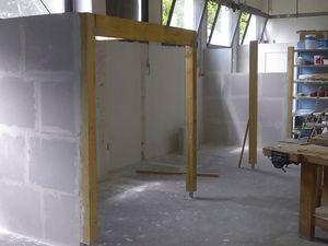Des box pour l'atelier habitat 2