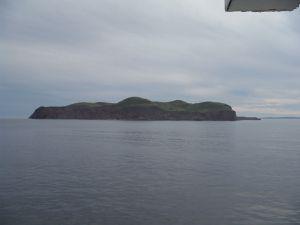 Première journée aux îles