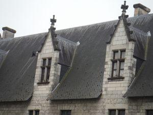 Villandry, Sablonnière, Tours la cathédrale, Le musée d'art et son cédre, le château, la Loire à Tours