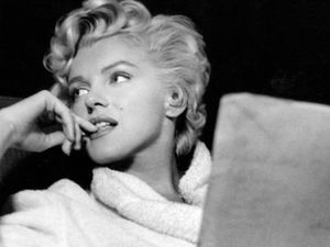 """""""I'm selfish, impatient and a little insecure. I make mistakes, I am out of control and at times hard to handle. But if you can't handle me at my worst, then you sure as hell don't deserve me at my best"""". Marilyn Monroe"""
