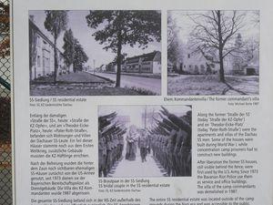 la Strasse der SS de Dachau