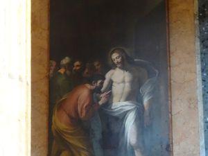 Le légendaire Panthéon de Rome ( qui est aujourd'hui une église)