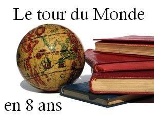 Challenges de voyage littéraire.