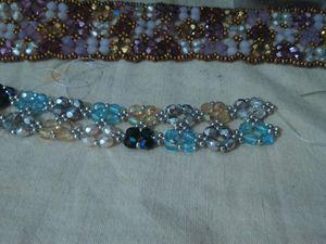 Bracelet Boheme Bleu