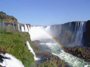 Les chutes Iguazu-Argentine-