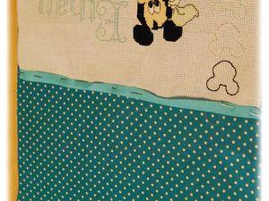 Un protège carnet de santé Mickey pour Ethan #1