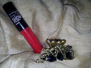 Gloss rouge