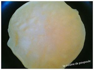 Tortilla mexicaine au thermomix ou sans