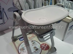 CHAISE HAUTE CHICCO POLLY PROGRESS