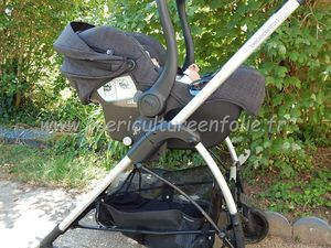 POUSSETTES BEBE CONFORT / QUINNY / SAFETY FIRST / MAXI COSI