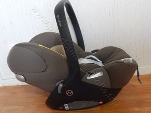 TEST COQUE / COSY CYBEX CLOUD Q REPORTAGE