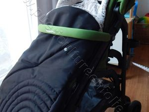 TEST SUR POUSSETTE INGLESINA ZIPPY LIGHT