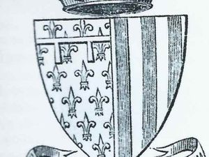 Blason imaginé par Mistral pour la première édition de Calendau