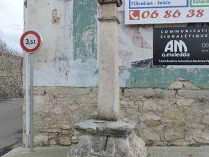 Comps, la crèche Provençale