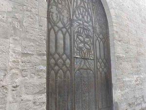 Avignon, crèche de la Basilique Saint-Pierre