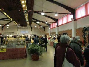 Fontvieille, foire aux santons 2016