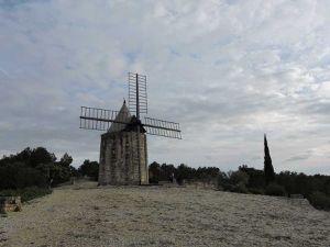 Luzech, la planète des moulins