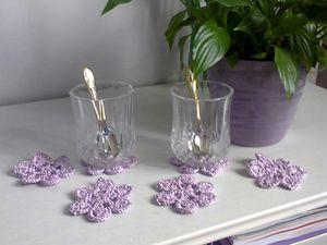 6 petites violettes !