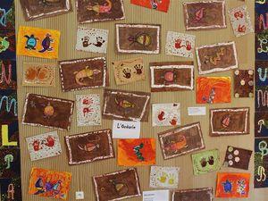 Expo Tous pareils, tous différents chez Isabelle L