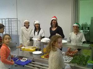 Ecoles, Cantine et Chorale des Enfants à Caissargues.