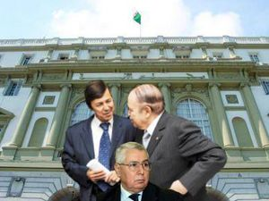 Algérie : Démocratie de facette - الجزائر : ديمقراطية الخُركي