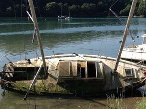 La gestion de la fin de vie des bateaux de plaisance : une problématique qui peu à peu trouve des solutions