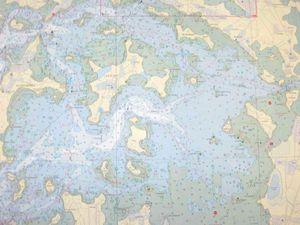 NV Charts présente ses nouvelles cartes marines françaises au Grand Pavois