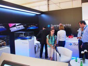 Rafal Lenartowski, directeur commercial du chantier Sunreef Yachts - photos - ActuNautique.com / S. Neumann