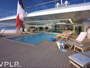 Manifesto, le projet de motoryacht catamaran géant signé VPLP